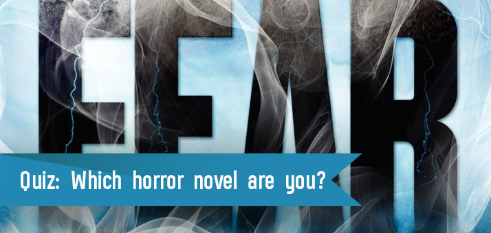 Take the MESSENGER OF FEAR quiz and find out which YA horror novel you are!
