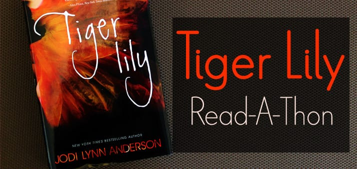 Tiger Lily Read-A-Thon