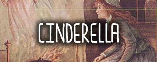 A list of YA retellings of Cinderella via Epic Reads