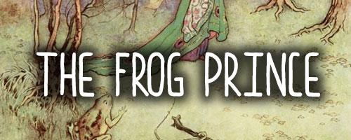 A list of YA retellings of The Frog Prince via EpicReads