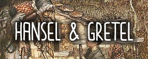 A list of YA retellings of Hansel and Gretel via EpicReads