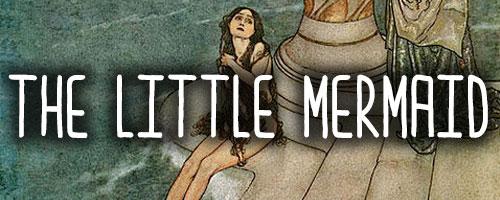 A list of YA retellings of The Little Mermaid via Epic Reads