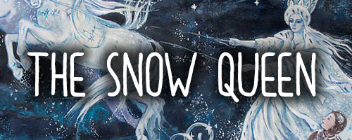 A list of YA retellings of The Snow Queen via Epic Reads
