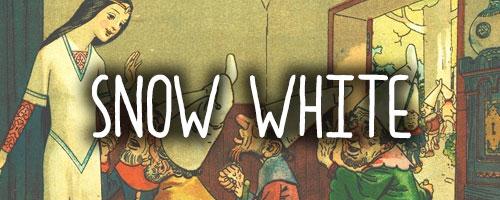 A list of YA retellings of Snow White via EpicReads