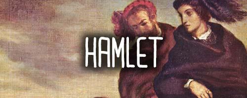 A list of YA retellings of Hamlet via EpicReads
