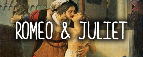 A list of YA retellings of Romeo and Juliet via Epic Reads