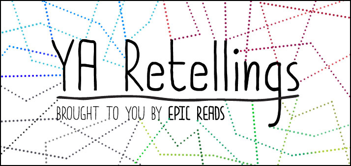YA Retellings - An epic chart from Epic Reads