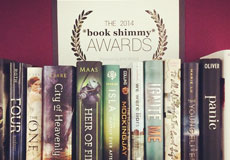 The 2014 *Book Shimmy* Awards Winners!