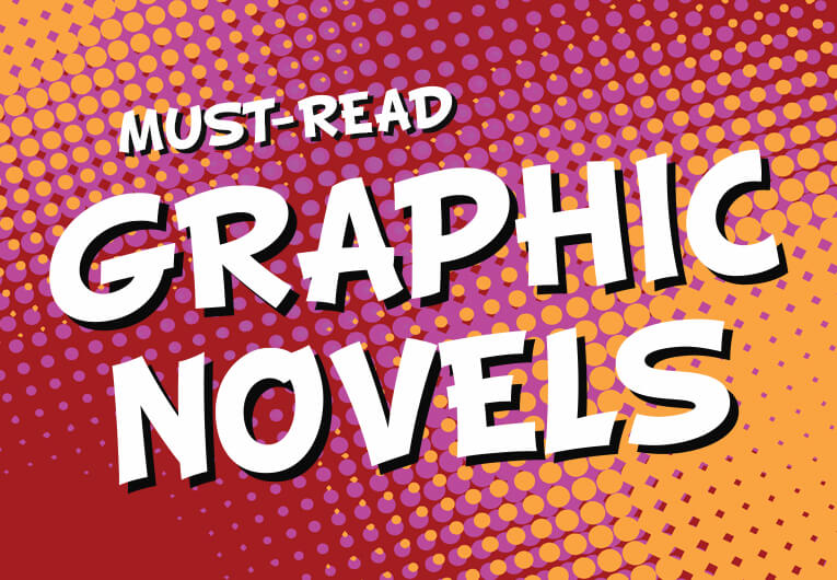 29 Must-Read YA Graphic Novels to Gather Up for Your Collection