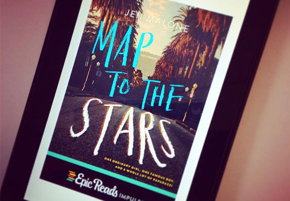 Feed Your Reader: Map to the Stars