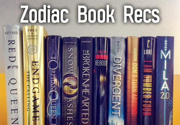 Book Recommendations Based On Your Astrological Sign