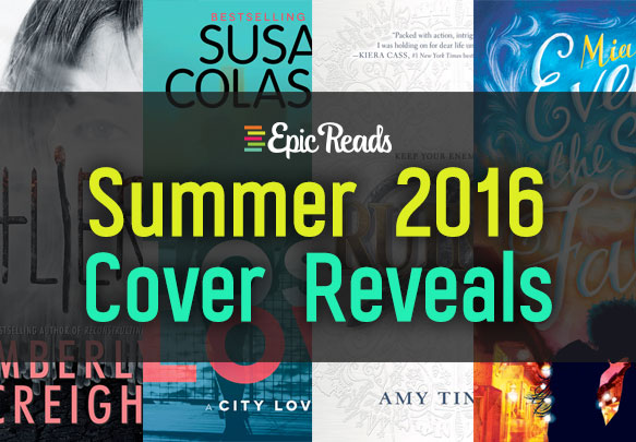 Summer 2016 Cover Reveals: Day 1