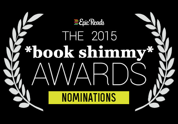 Vote in the Epic Reads Book Shimmy Awards: Nominations Round!