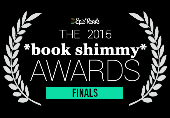 2015 Book Shimmy Awards: Final Round