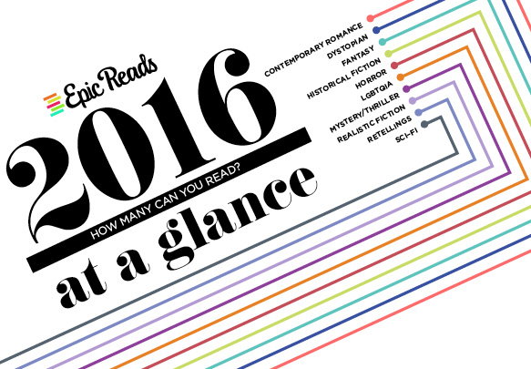 All the Books We're Publishing in 2016