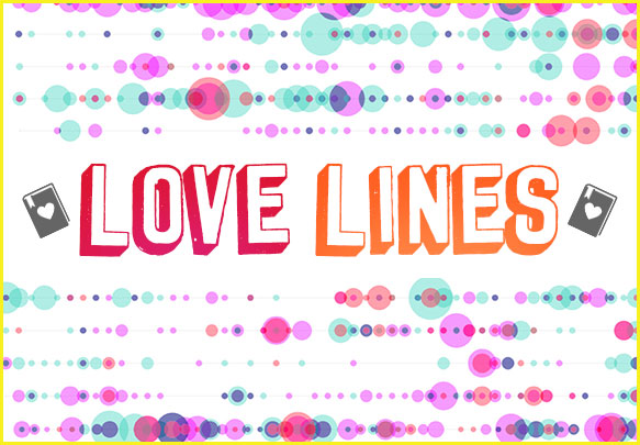 Love Lines: The YA Heat Map Infographic