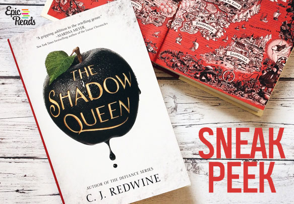 Read the First 4 Chapters from The Shadow Queen