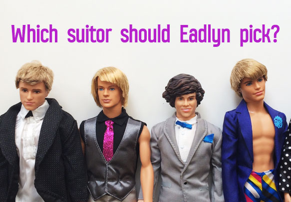 Which Suitor Should Eadlyn Pick?