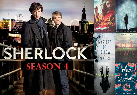 11 Mystery Books to Read While You Wait for the Next Season of Sherlock
