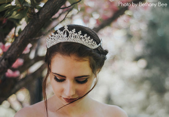 This 15 Year Old's Dreamy Selection Inspired Photo Shoot Is Stunning