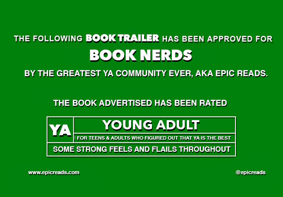 The Best YA Book Trailers of All Time - via Epic Reads