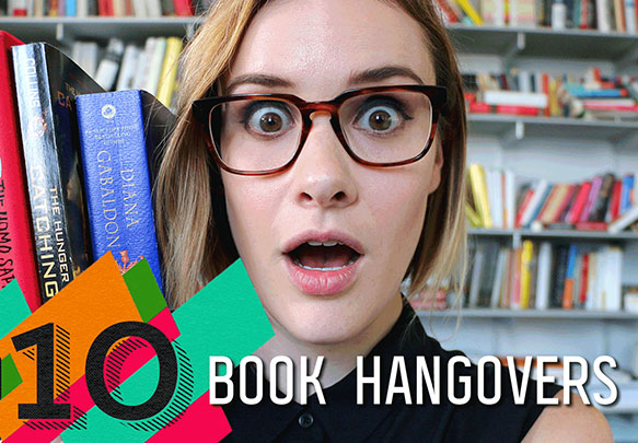 What Books Gave You The Biggest Hangovers?