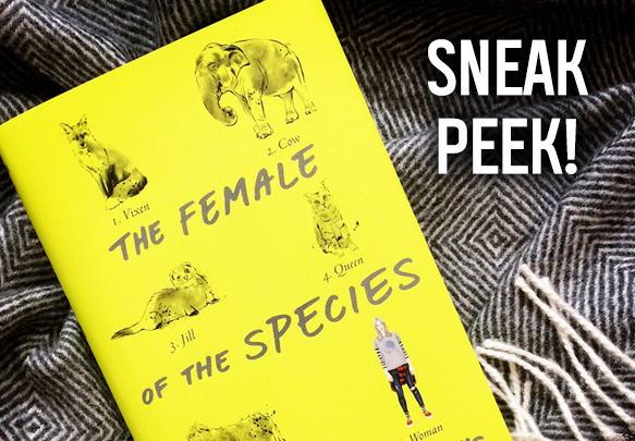 Read the First 3 Chapters of FEMALE OF THE SPECIES