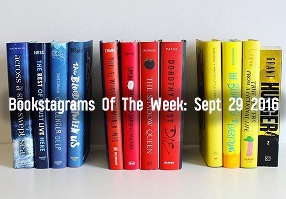 The 12 Best Bookstagrams Of The Week
