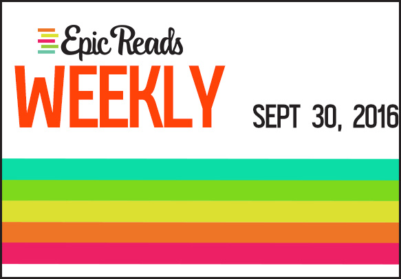 This Week in YA News: September 30th 2016