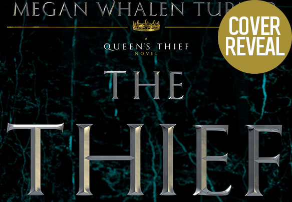 Megan Whalen Turner's Queen's Thief Books Get a New Look!