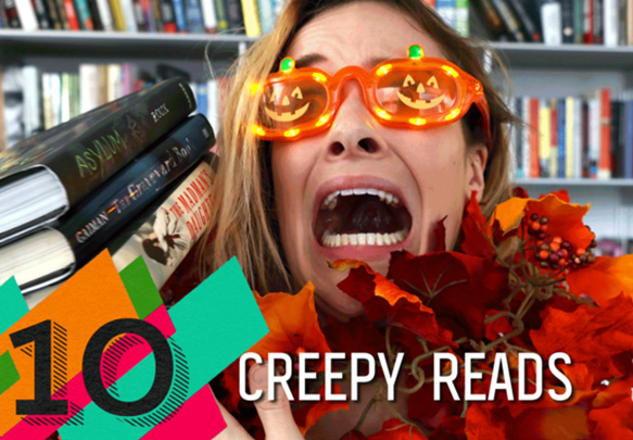 What Creepy Reads Are On Your TBR List This Halloween?