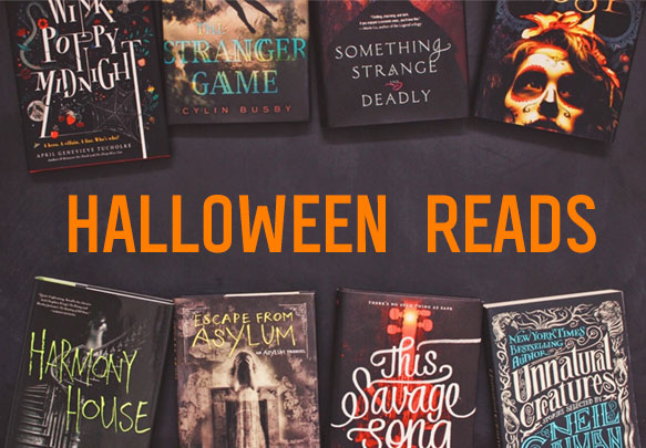 24 Dark and Moody YA Books to Read This Halloween