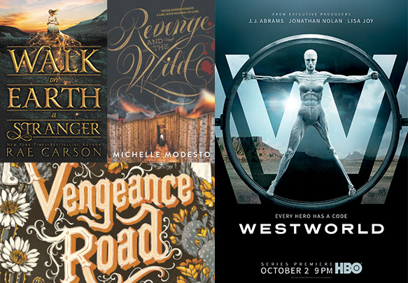 7 YA Westerns for Fans of Westworld