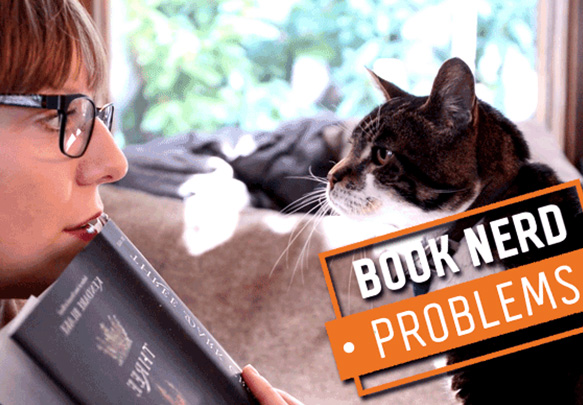 That Time Your Cat Guilted You Out Of Reading