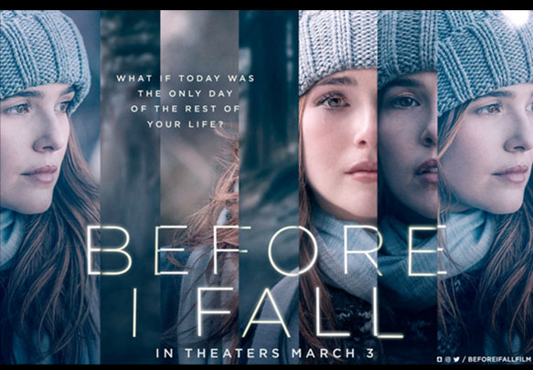 The Before I Fall Movie Trailer is Here (And so is the New Cover!)