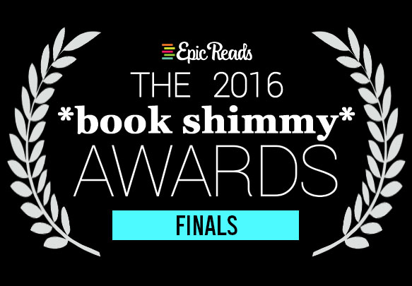 Vote in the 2016 Book Shimmy Awards Final Round