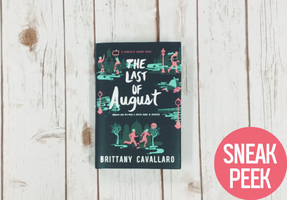 Read The First Two Chapters Of The Last Of August