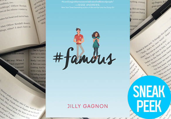Read The First Two Chapters Of #Famous