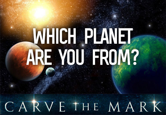 Quiz: Which Planet Are You Actually From?