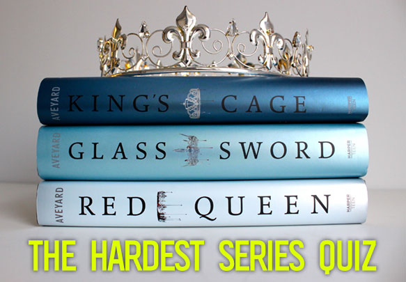 The Hardest Red Queen Series Quiz You'll Ever Take