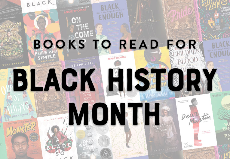 20 YA Books You Need to Read—Especially During Black History Month