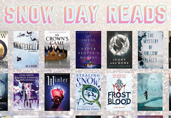 21 Snowy Books To Read During the Next Snowmageddon