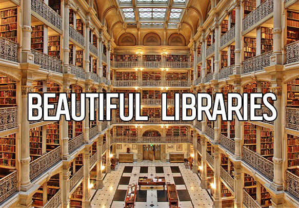14 Beautiful Libraries We Want To Get Stuck In