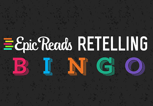 Let's Play A Game Of YA Retelling Bingo!