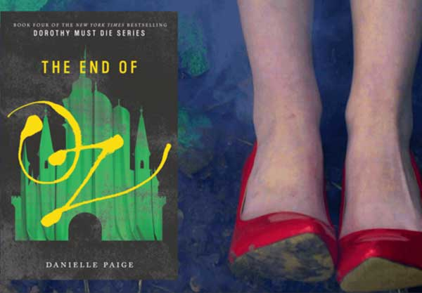 The End Of Oz Book Trailer Is Hauntingly Perfect In Every Way