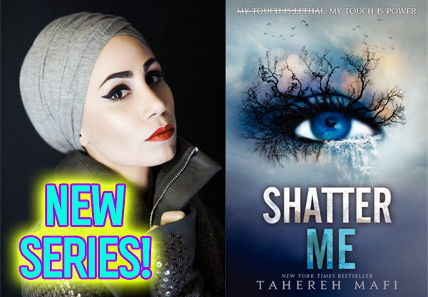 HUGE NEWS: There Is A New Shatter Me Book Coming in 2018
