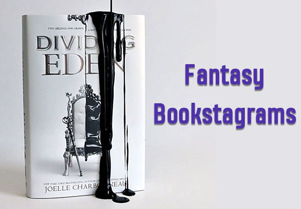 These Fantasy Bookstagrams Are A Dream Come True