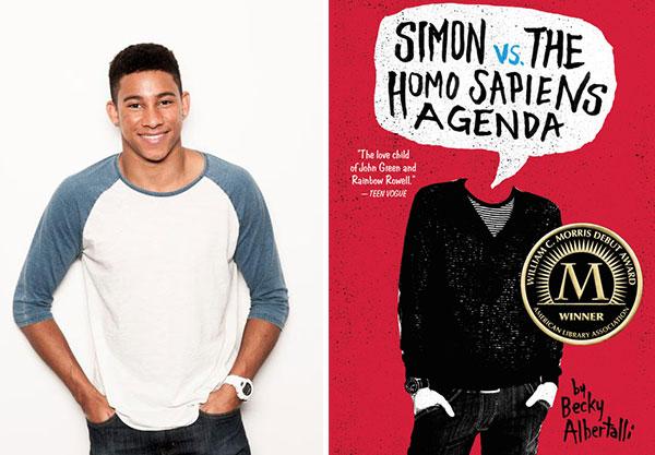 Keiynan Lonsdale Joins The Simon Vs The Homo Sapiens Agenda Movie Cast