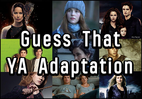 Can You Identify These YA Movie Adaptations?