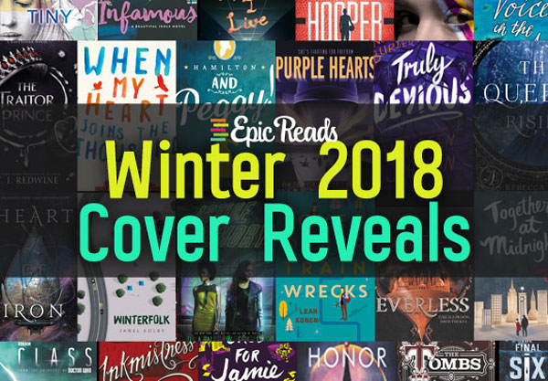 The Official List of Harper's Winter 2018 YA Cover Reveals